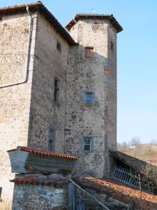 La tour du Prieuré