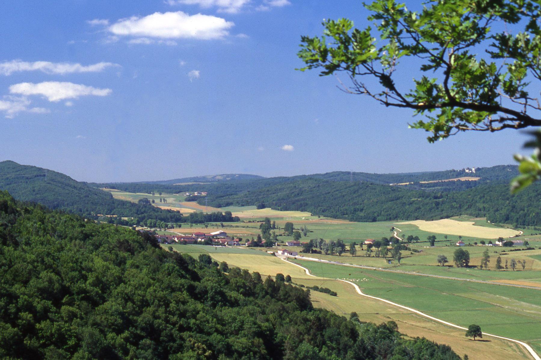 Vallée du Suran (Jura)