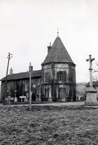 La Croix et le Pavillon autrefois