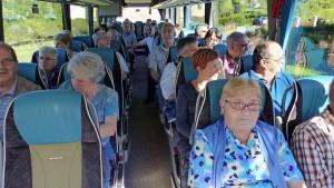 Voyage dans le Jura: le retour.