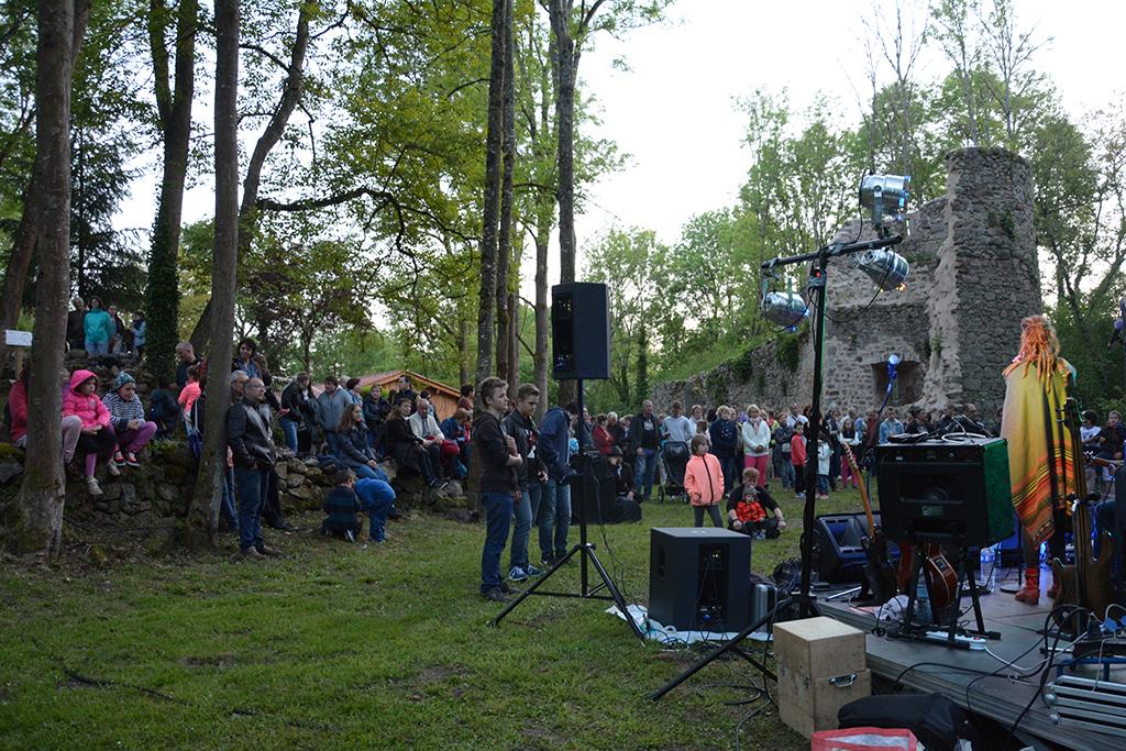 concert public