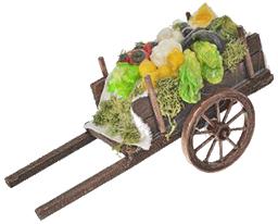 Charrette de fruits et légumes