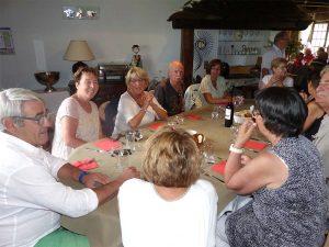Au Pré Bossu, notre table (suite)