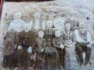 Ferme Perrel - La famille regroupée