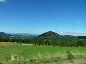 Sur la route de Moudeyres