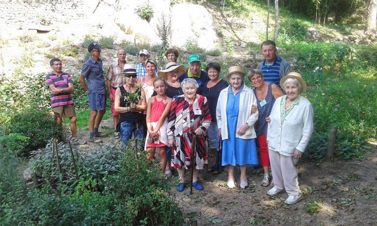 Les seniors visitent Donzy