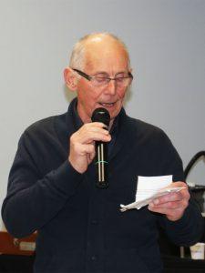 Les 20 ans du Patrimoine de Salt: discours de Paul Garnier