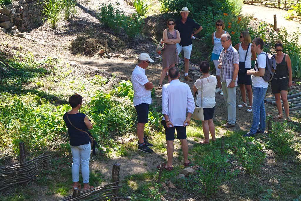 24 juin 2017 : Visite de l'OT Forez Est à Donzy (2)