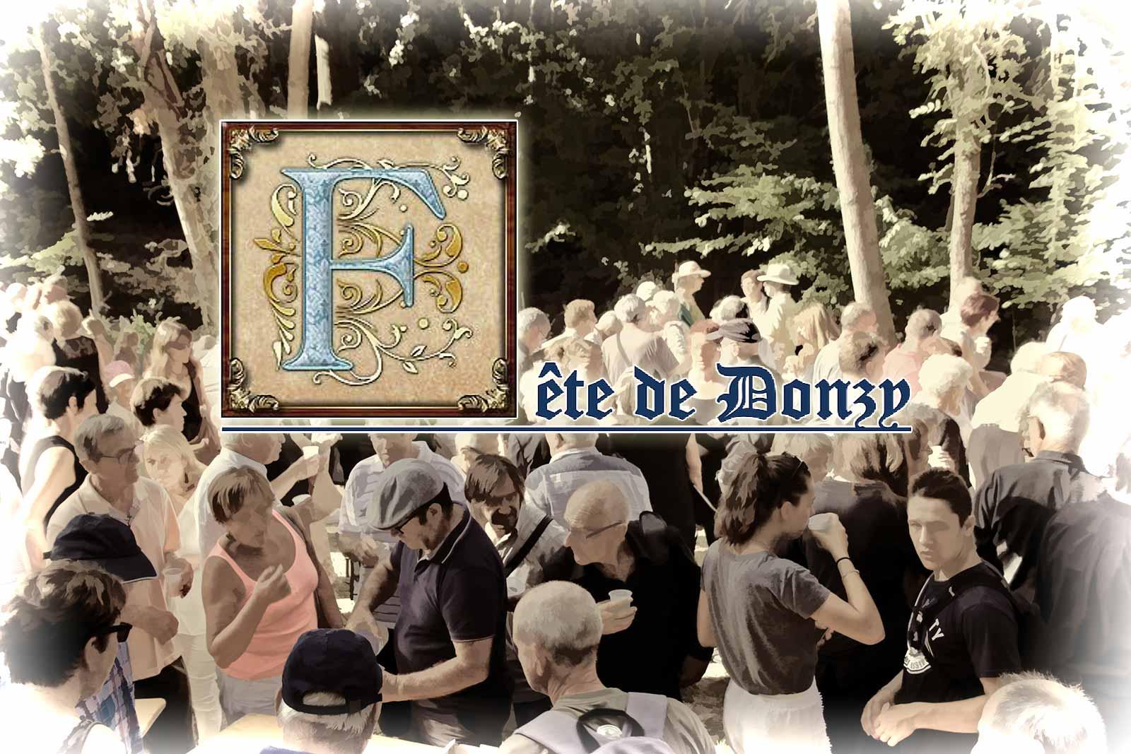 Fête de Donzy 2017