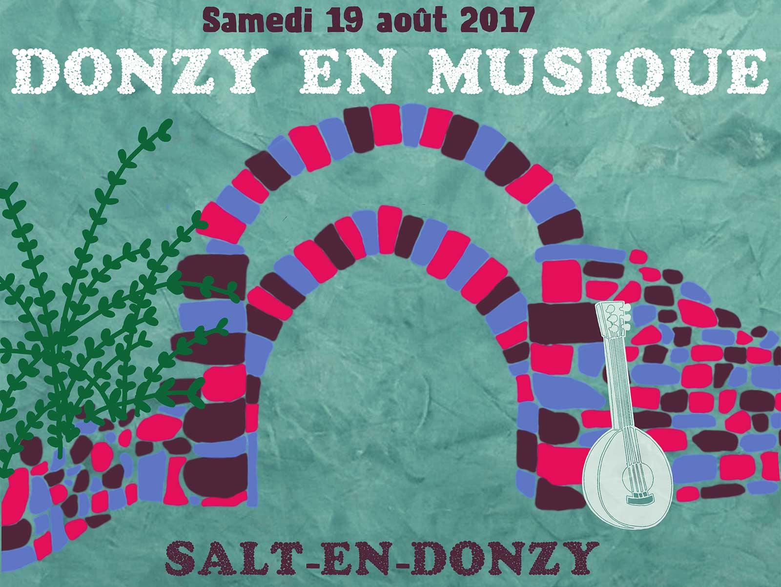 Donzy en musique 2017