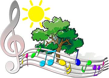 Soleil Arbre Musique