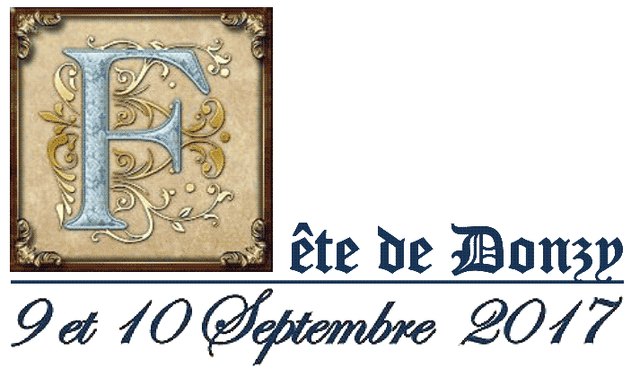 Fête de Donzy des 9 et 10 septembre 2017