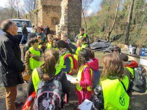 10 mars 2017 - Visite de l'école d'Essertines (2)
