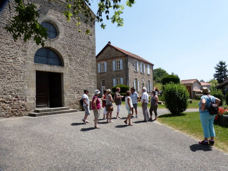 Chantaloisirs-Anse église