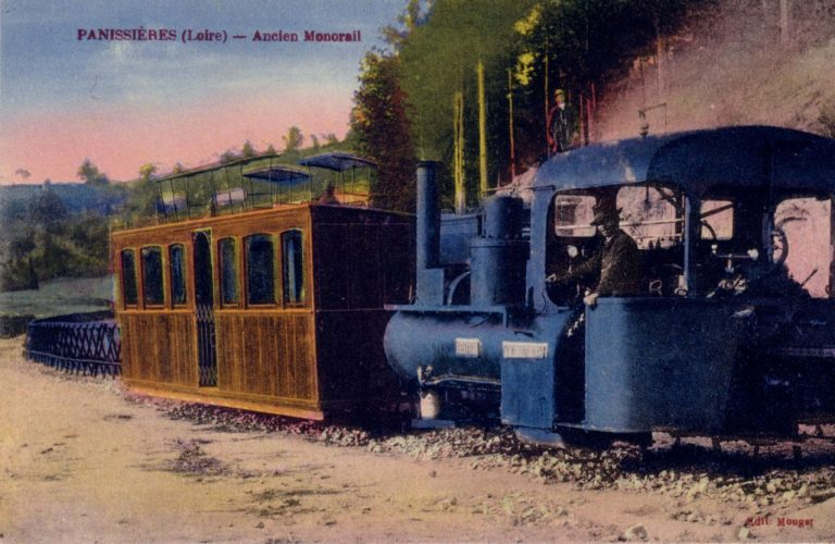 Le Monorail Feurs-Panissières