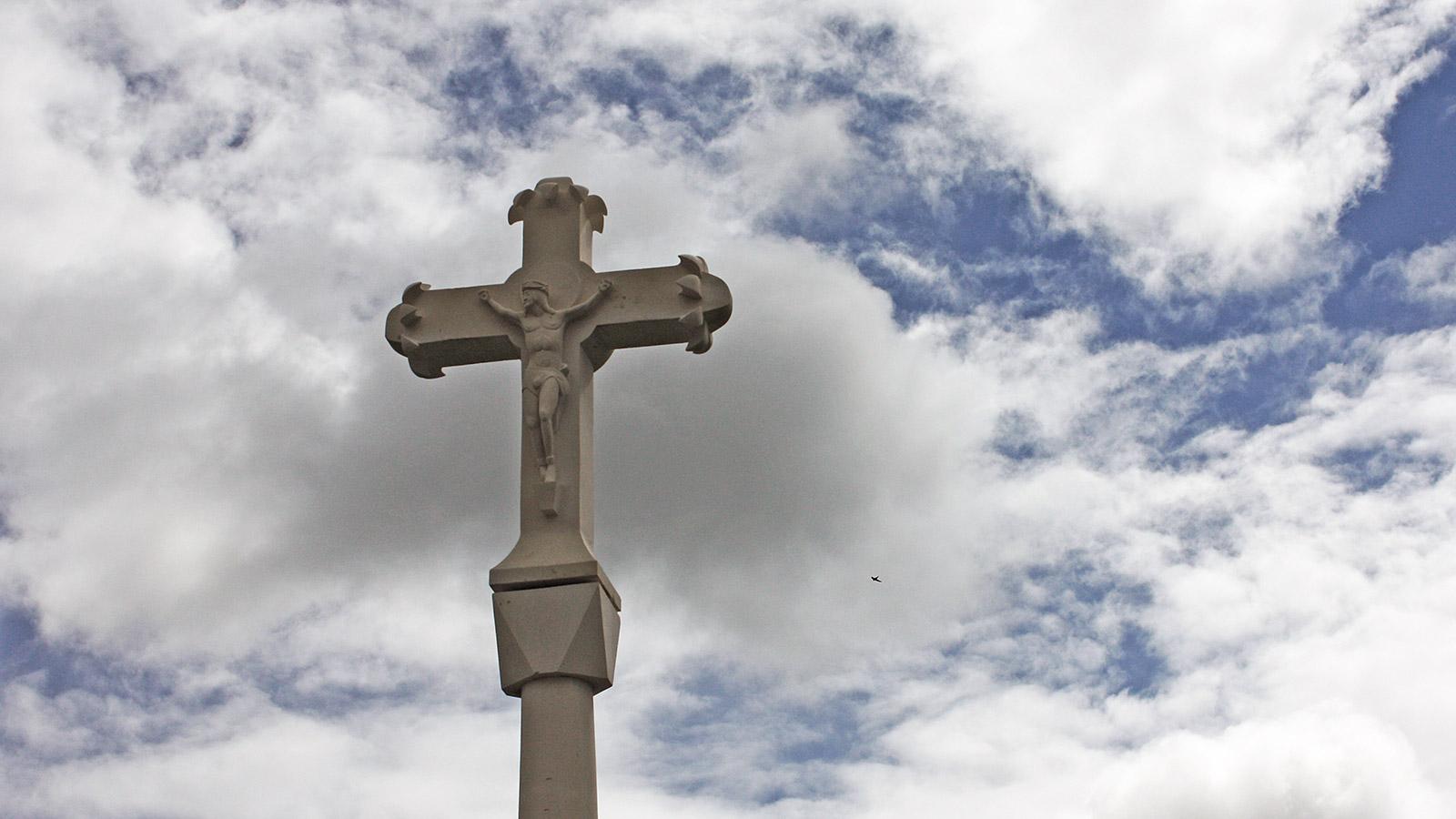 Réfection de la Croix du Pavillon