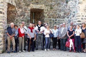 Read more about the article Les Amis de l'Arbresle visitent Salt et Donzy
