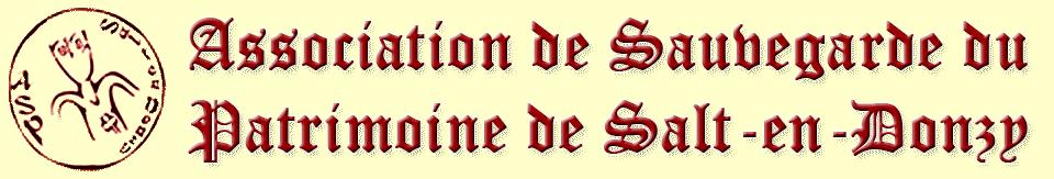 Association pour la sauvegarde du patrimoine de Salt en Donzy