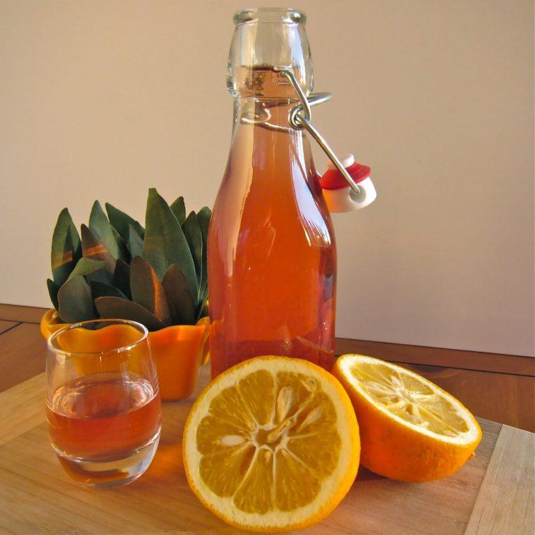 Vin d'oranges de Zizi