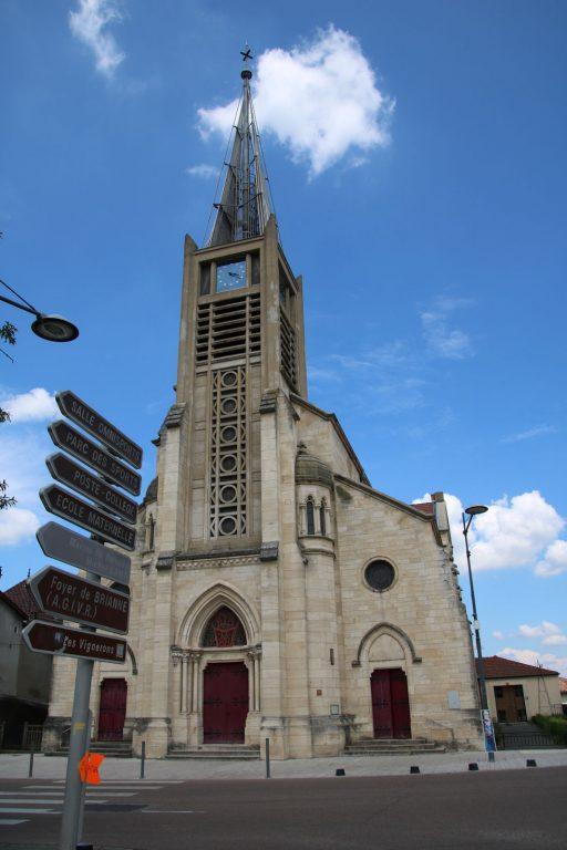 Visite de Anse : église