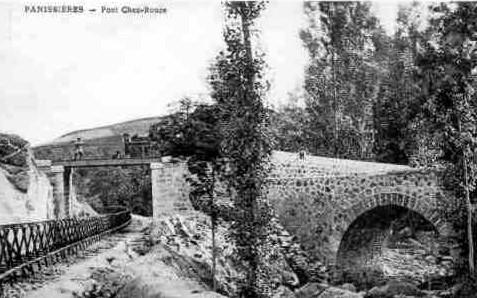 monorail pont montagny