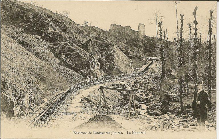 monorail à Donzy