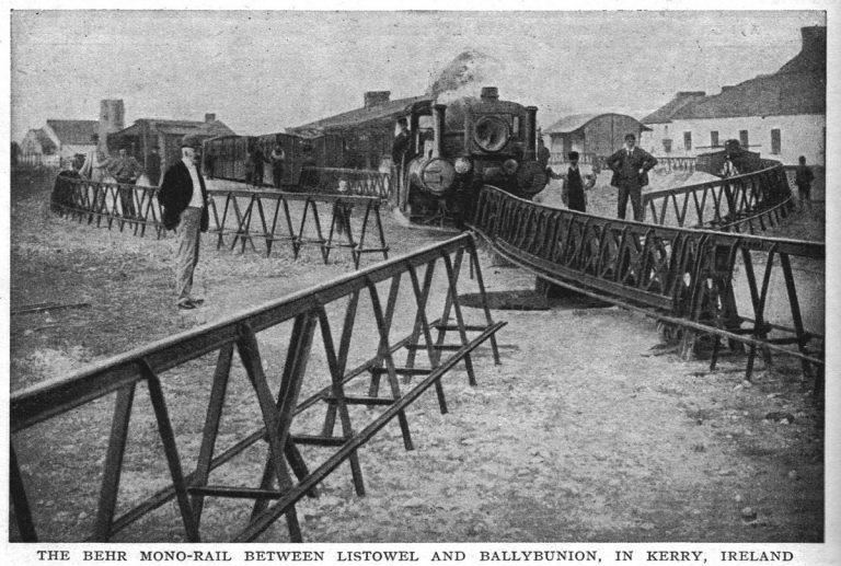 monorail irlande
