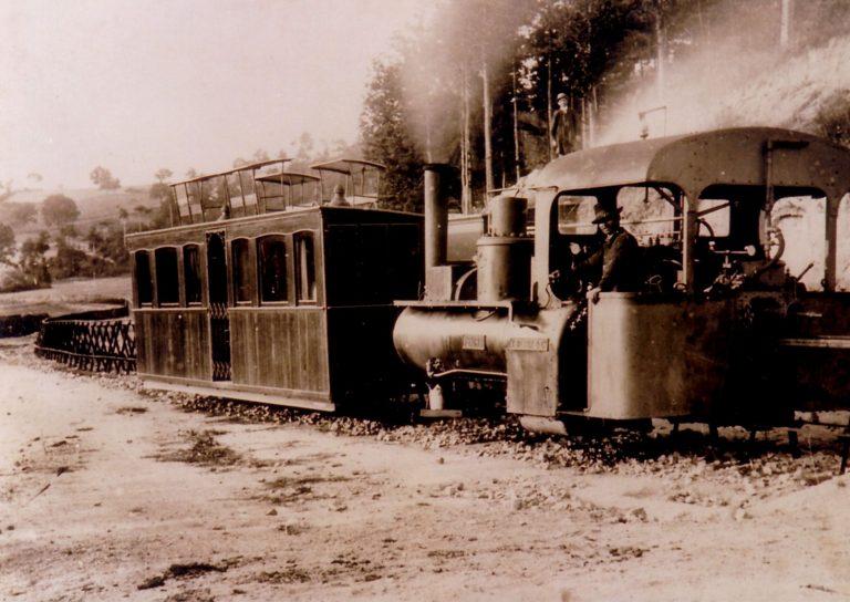 monorail loco wagon