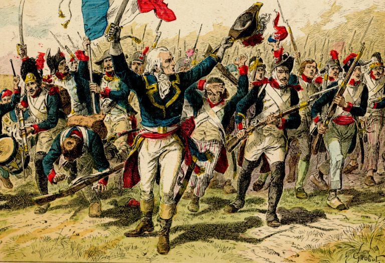 La bataille de Salvizinet en septembre 1793